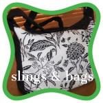 Handmade fabric handbags and market slings