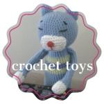 Cute Crochet Toys